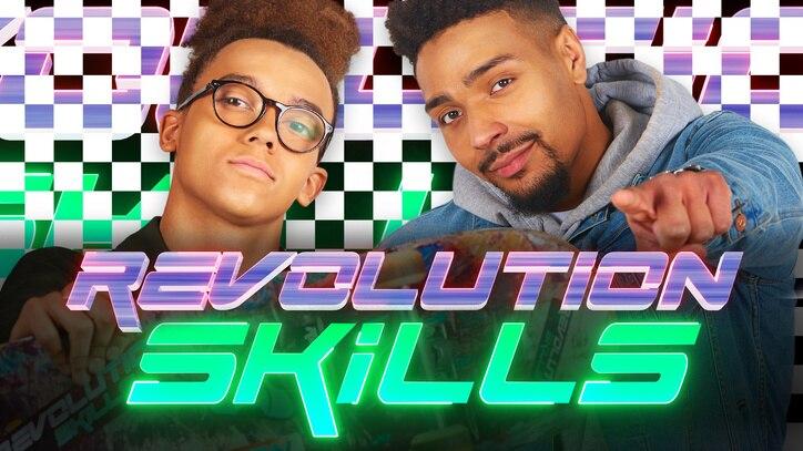 Watch Revolution: Skills Online