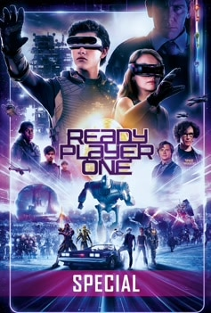 Ready Player One: Special image