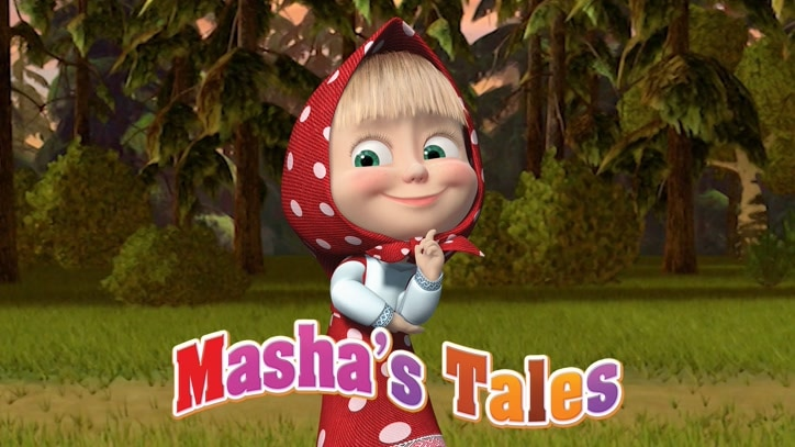 Watch Masha's Tales Online