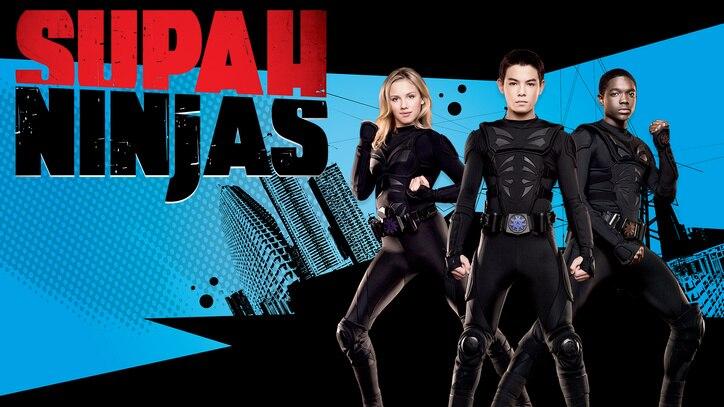 Watch Supah Ninjas Online