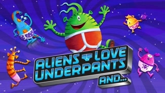 Aliens Love Underpants And... image
