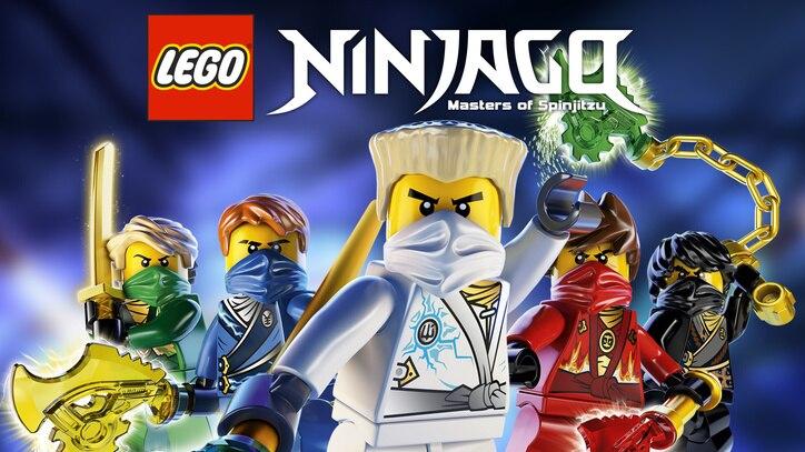 Watch LEGO Ninjago: Masters Of.... Online