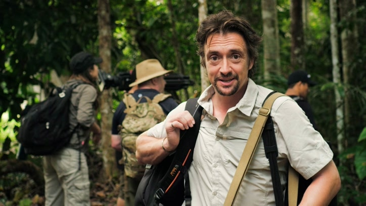 Watch Richard Hammond's Jungle... Online