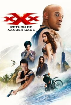 Xxx: Return of Xander Cage image