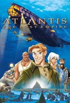 Atlantis: The Lost Empire image