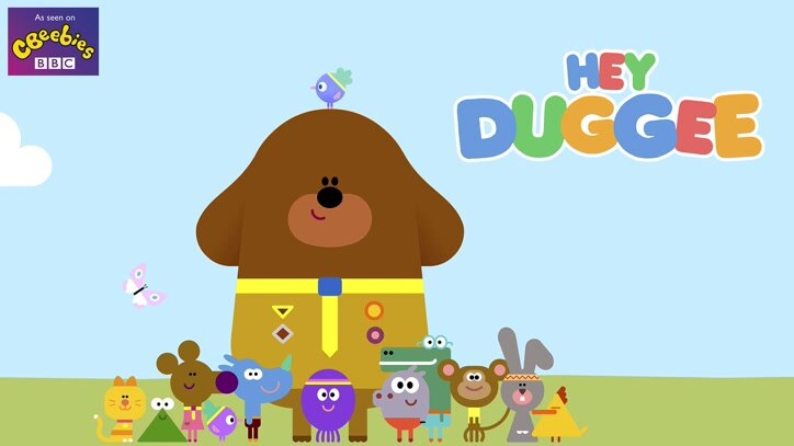 Watch Hey Duggee Online