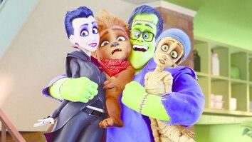 Monster Family: Kids Special