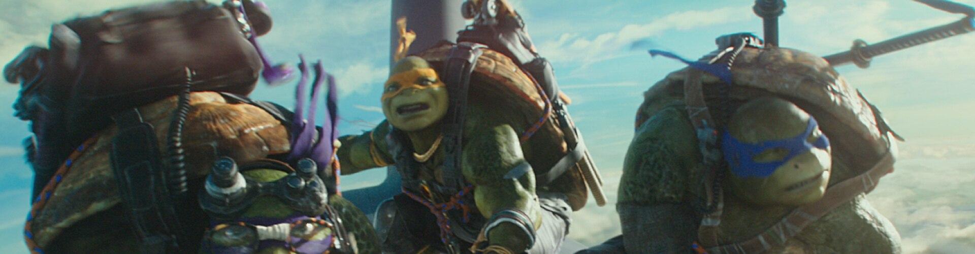 Watch Teenage Mutant Ninja Turtles:... Online