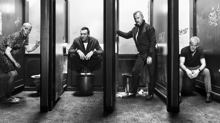 Watch T2: Trainspotting Online