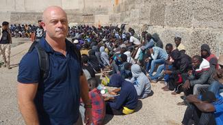 Ross Kemp: Libya's Migrant Hell image