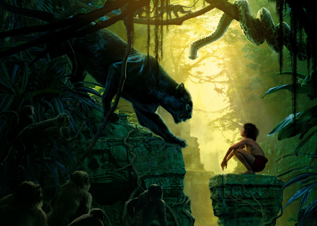 Watch The Jungle Book 2016 Online Stream Full Movie Nowtv Free Trial