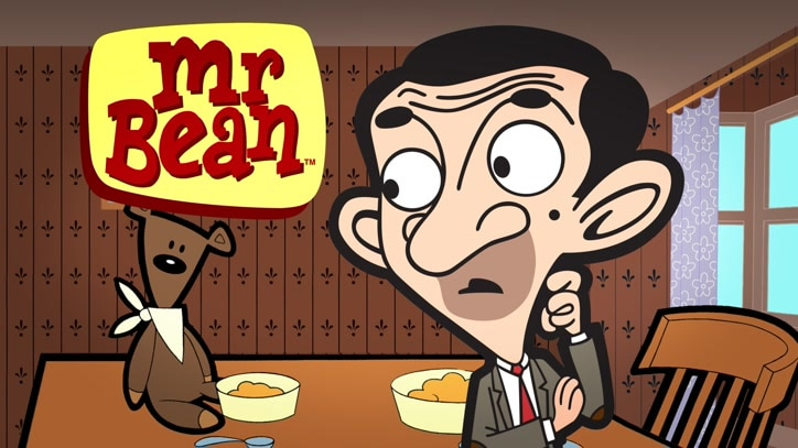 Watch The Mr. Bean Animated Series Online