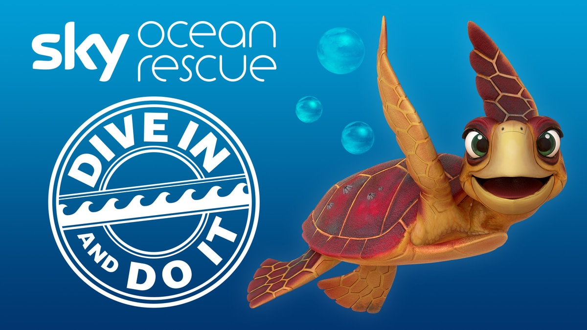 Ocean Rescue: Dive In And Do It!