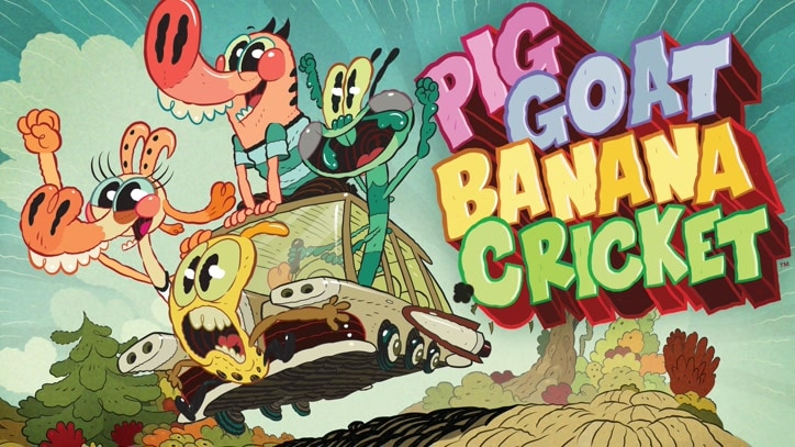 Watch Pig Goat Banana Cricket Online