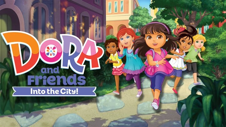 Watch Dora and Friends: Into the City Online