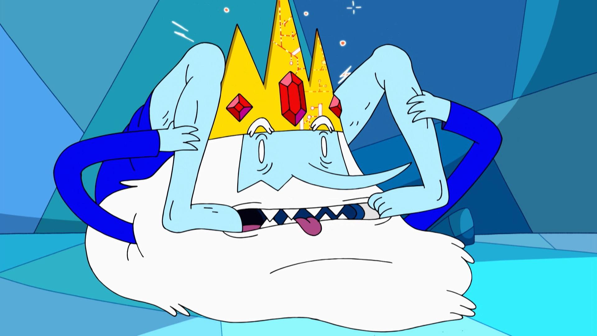 Broke His Crown