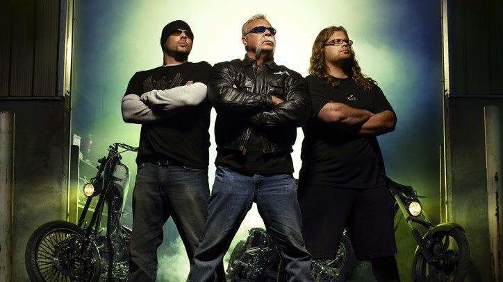 Watch American Chopper: Senior vs Junior Online