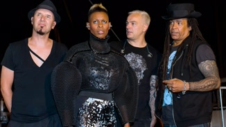 An Acoustic Skunk Anansie: Live.. image