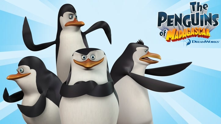 Watch The Penguins of Madagascar Online