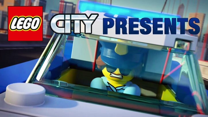 Watch LEGO City Presents Online
