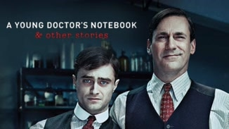 A Young Doctor's Notebook image