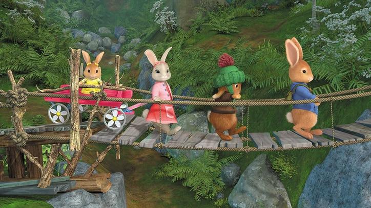 Watch Peter Rabbit Online