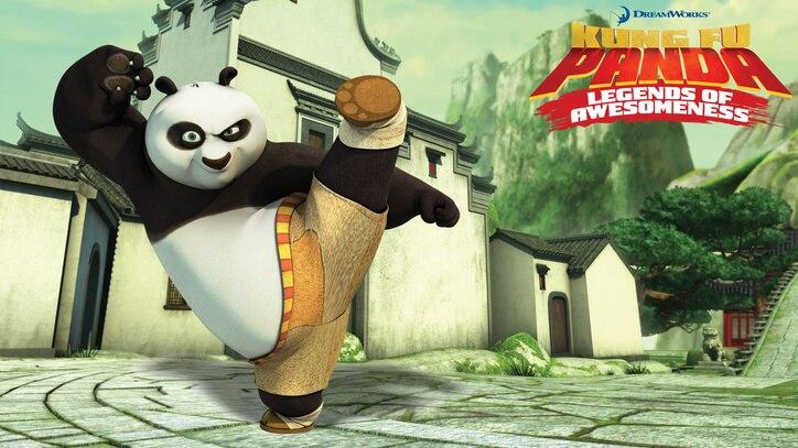 Watch Kung Fu Panda: Legends Online