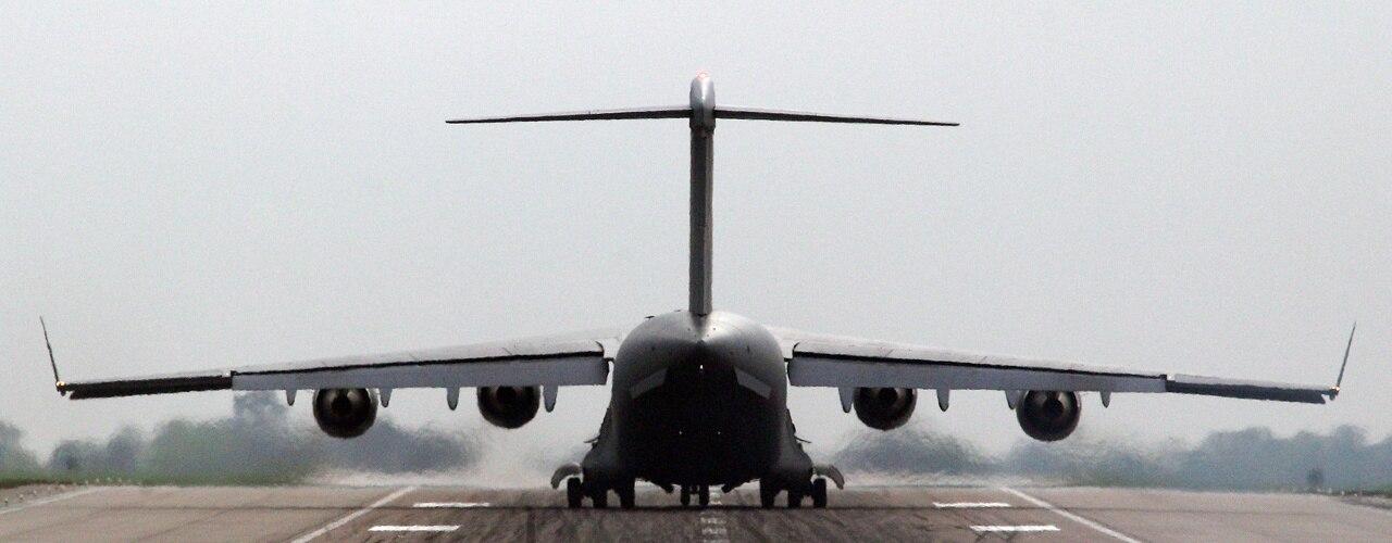 Watch Inside RAF Brize Norton Online