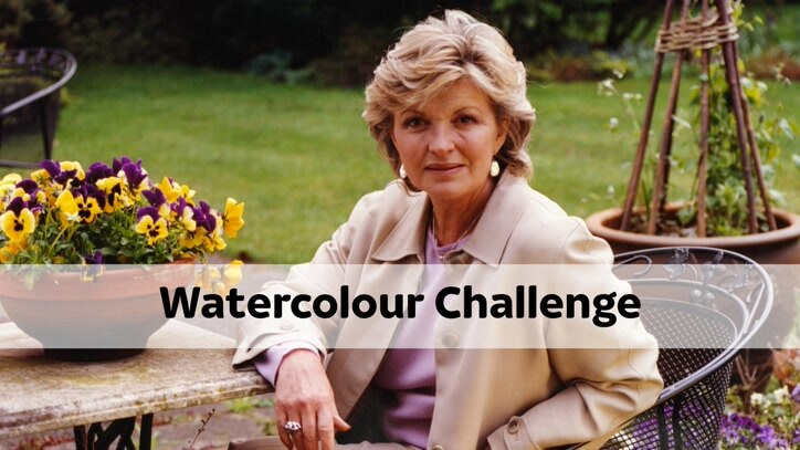 Watch Watercolour Challenge Online