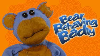 Bear Behaving Badly image