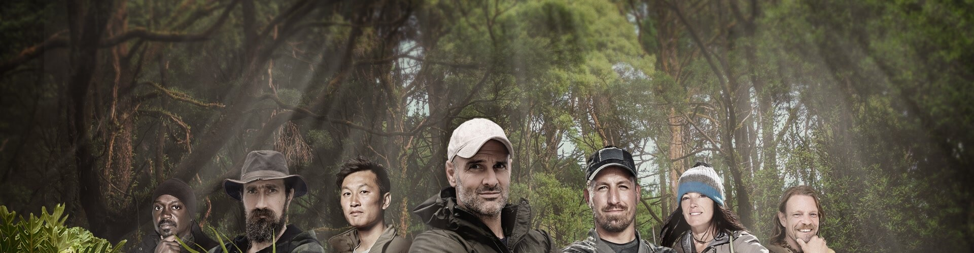 Watch Ed Stafford: First Man Out Online