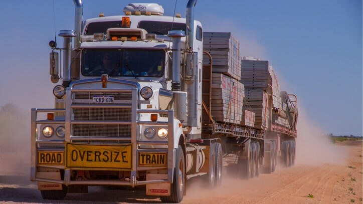 Watch Outback Truckers Online