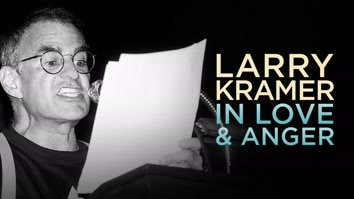 Larry Kramer in Love and...