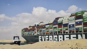 The Suez Canal And The...