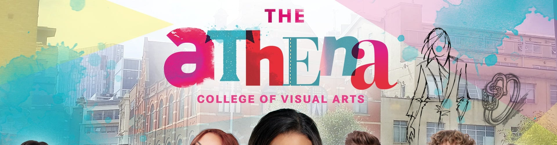 Watch Athena Shorts: Behind The Scenes Online
