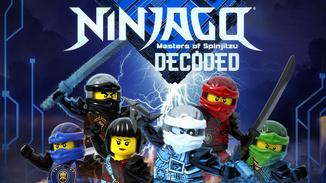 Lego Ninjago Decoded image