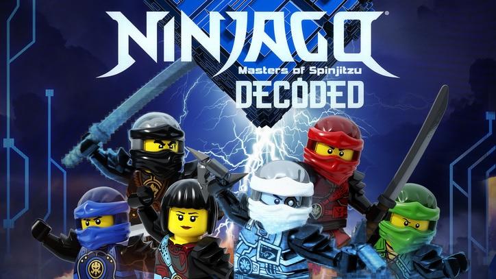 Watch LEGO Ninjago Decoded Online