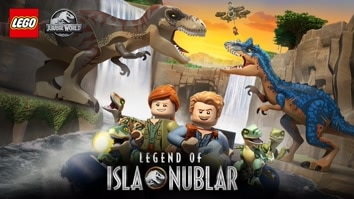 LEGO Jurassic World: Legend Of ...