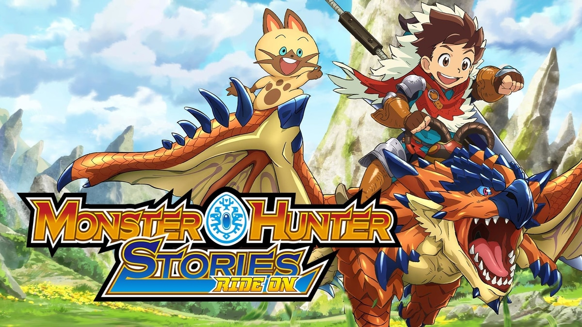 Watch Monster Hunter Stories Ride On Online Stream Full Episodes