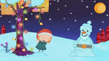 Peg + Cat: The Christmas Problem