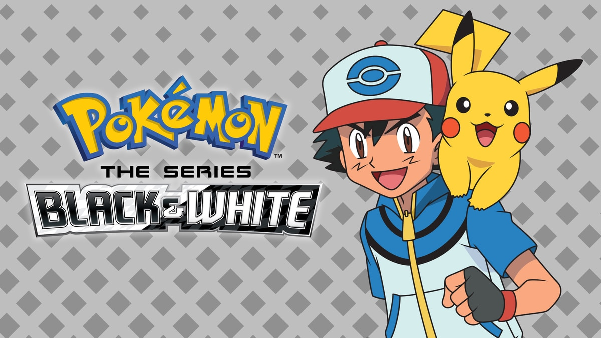 Pokemon: Black & White Season 14