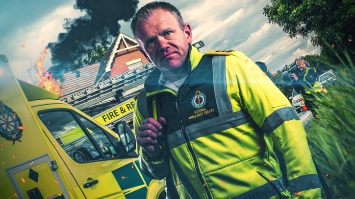 Watch Paramedics Online