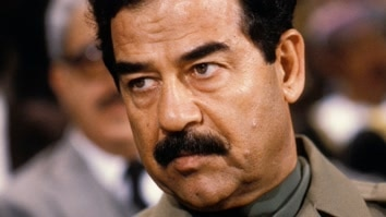 Facing Saddam