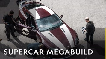 Supercar Megabuild