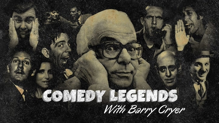 Watch Comedy Legends: Morecambe & Wise Online