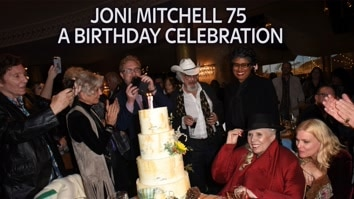 Joni Mitchell 75: A Birthday...