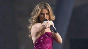 Celine Dion:Taking Chances...