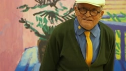 Auction: David Hockney...