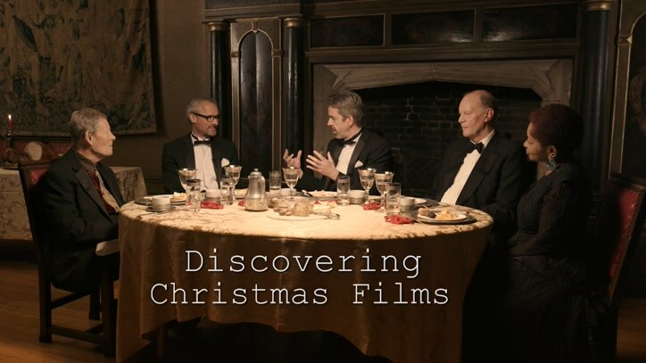 Watch Discovering: Christmas Films Online