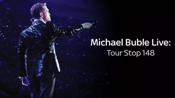Michael Buble: Tour Stop 148